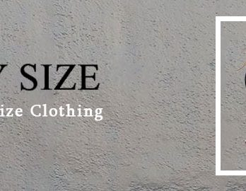 Plus size clothing