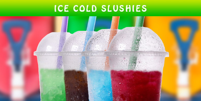 Slushie Machine Hire Adelaide