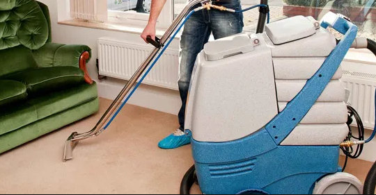 Carpet cleaning Geelong services