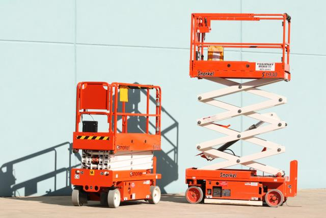 Scissor Lift Hire Melbourne